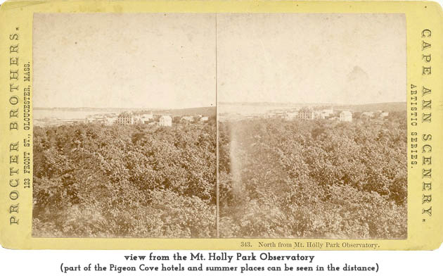 Mt. Holly observatory park