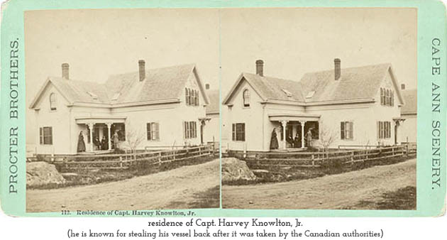 residence of Capt. Knowlton