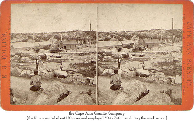 Cape Ann Granite